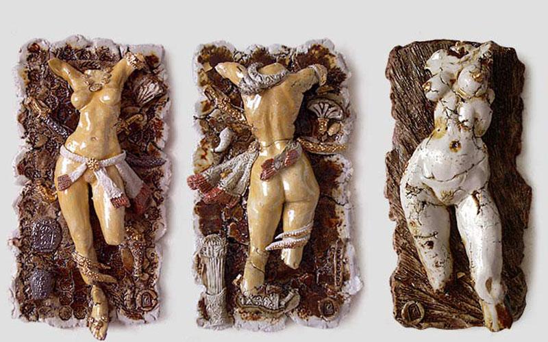 "Arbitrary series ""Nude"". Figure"