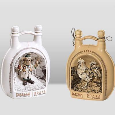 """Souvenir bottles of the studio """"Alt - Project"""""""